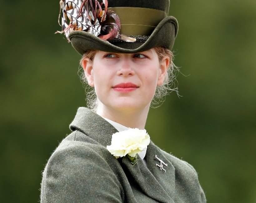 Lady Louise, wnuczka księcia Fiipa