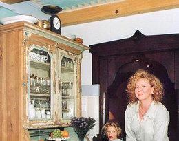 Lara Gessler i Magda Gessler, połowa lat 90