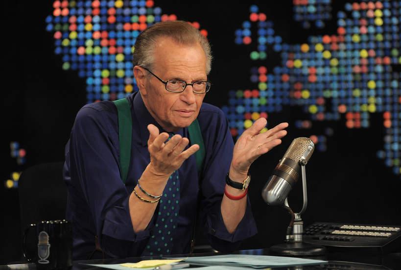 Larry King nie żyje, kim był dziennikarz