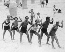 To było wyjątkowo gorące lato. Gdzie bawiono się podczas wakacji tuż przed wybuchem II wojny światowej?
