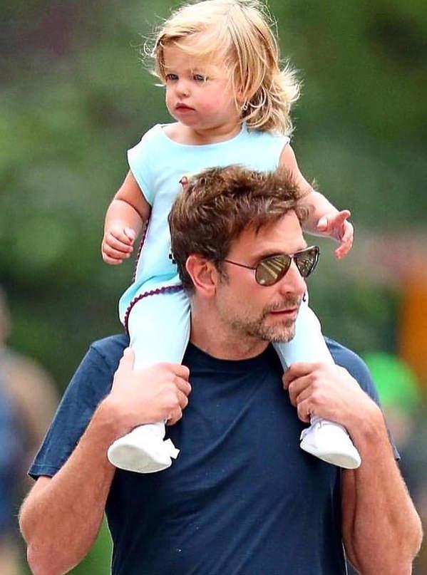 Lea De Seine, Bradley Cooper