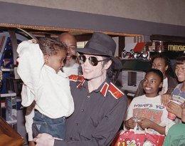 Leaving Neverland, Michael Jackson z dziećmi