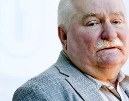 Lech Wałęsa prosi o wybaczenie Kaczyńskiego. W tle odpowiada mu rzeczniczka PiS...