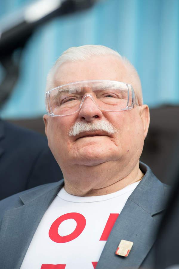 Lech Wałęsa, Gdańsk 2019