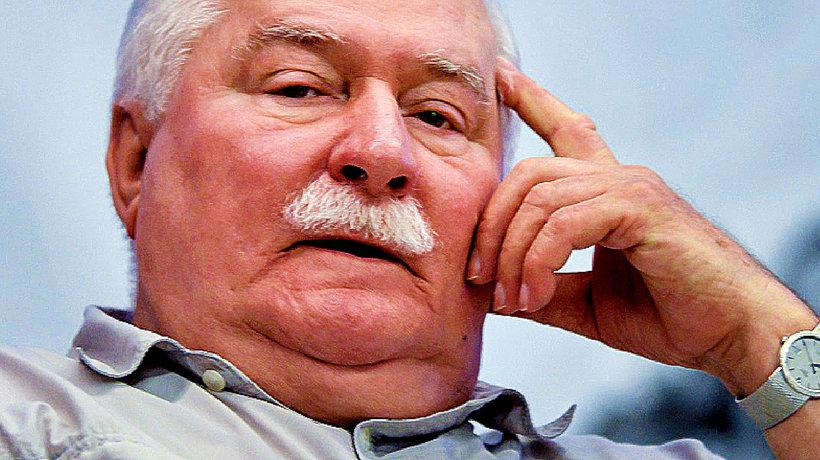 Lech Wałęsa MP
