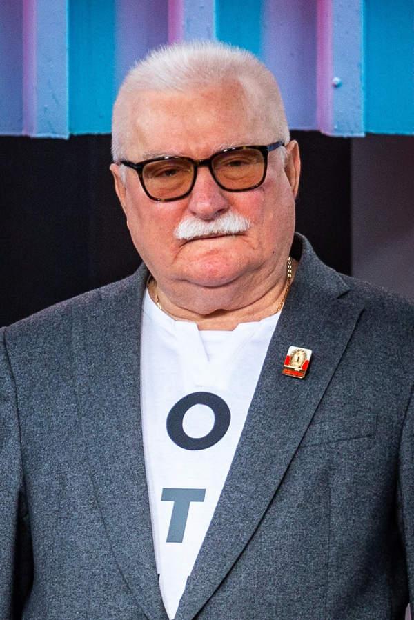 Lech Wałęsa u Kuby Wojewódzkiego o rodzinie i polityce