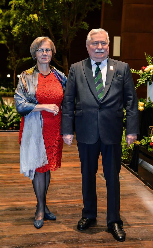 Lech Wałęsa u Kuby Wojewódzkiego o żonie Danucie
