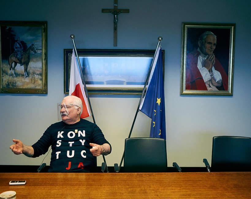 Lech Wałęsa, VIVA! maj 2021; Lech Wałęsa, VIVA! 10/2021