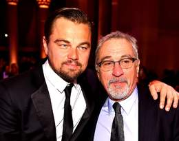 Leonardo DiCaprio i Robert De Nirowalczą z koronawirusem!