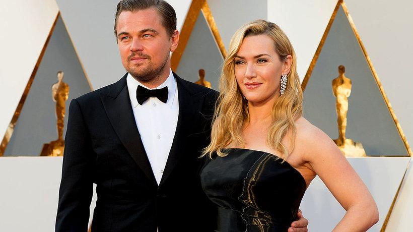 Leonardo DiCarpio i Kate Winslet