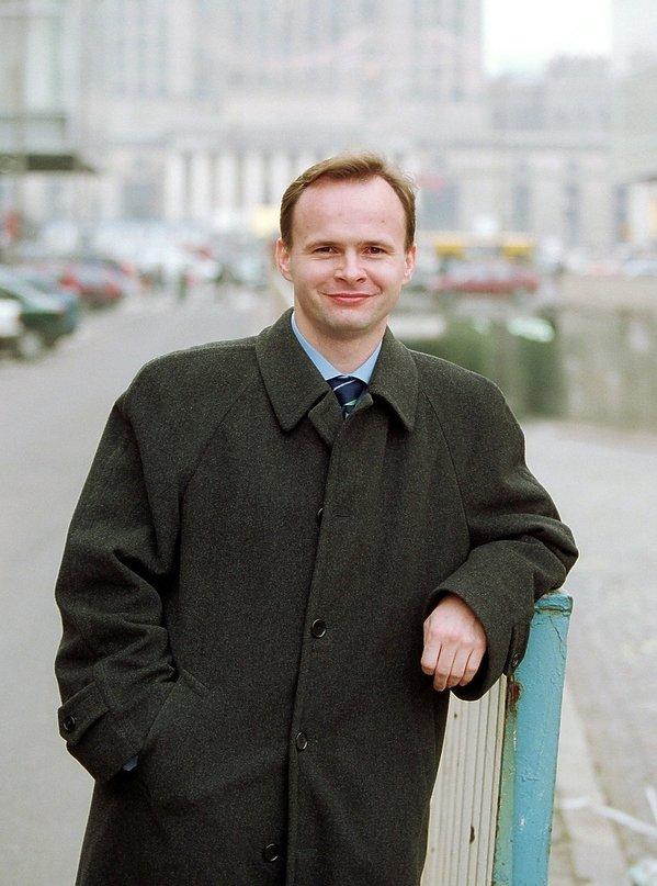 Leszek Miller junior /1999r.