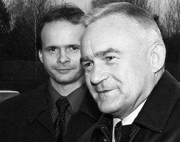 Leszek Miller z synem Leszkiem Jr; nie żyje syn Leszka Millera