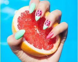 Letni manicure, czyli liście palmy, ananasy i flamingi... na paznokciach!