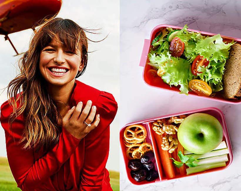 Lewandowska przepisy na lunchbox