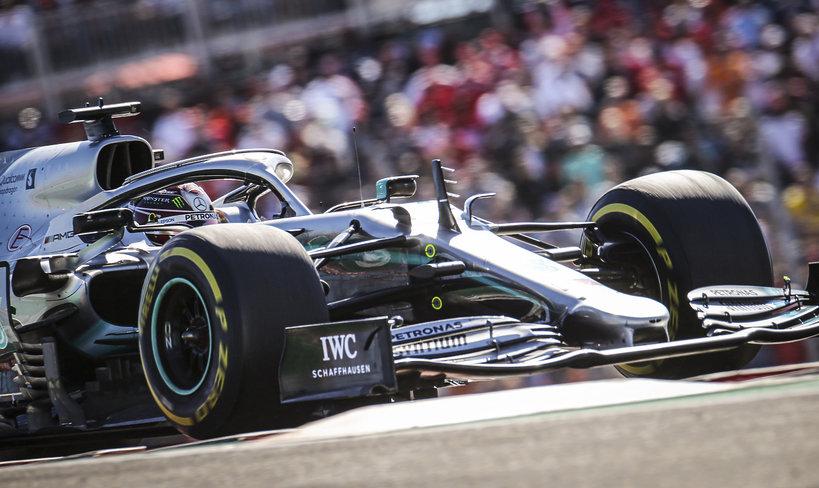 Lewis Hamilton, kierowca formuły 1