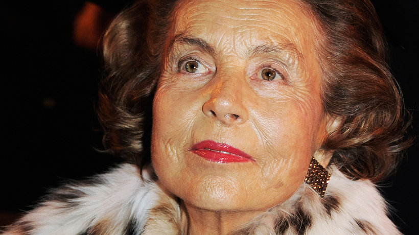 Liliane Bettencour