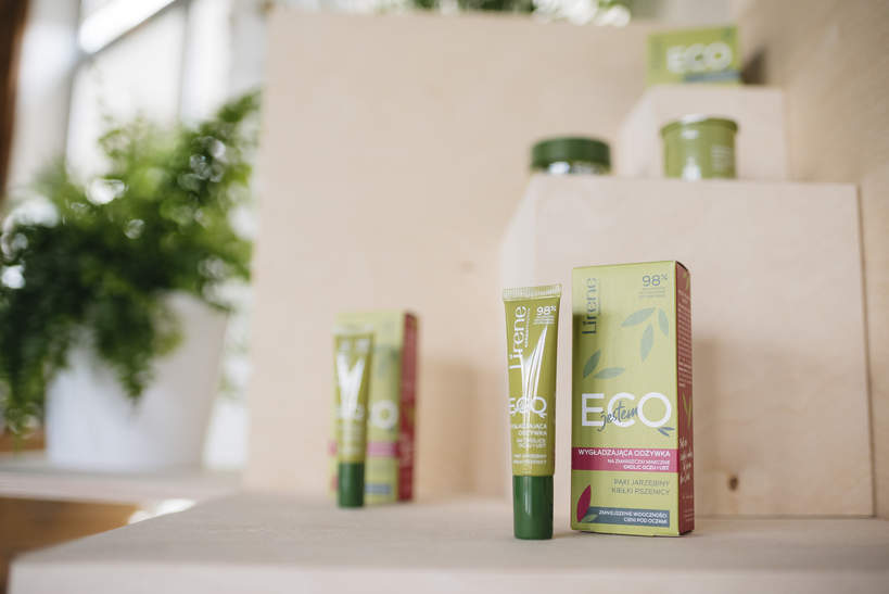 Lirene Jestem ECO - innowacyjna linia kosmetyków
