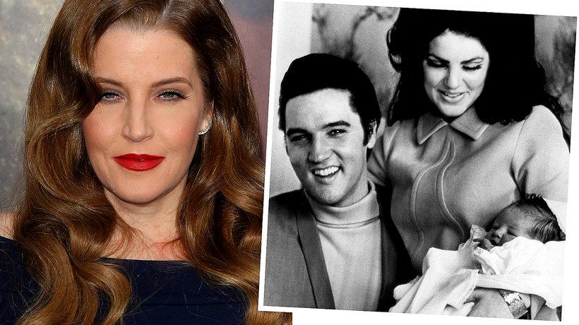 Lisa Marie Presley, Elvis Presley