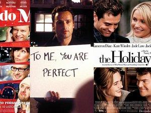 Listy do M., Holiday, To właśnie miłość - plakaty świątecznych filmów