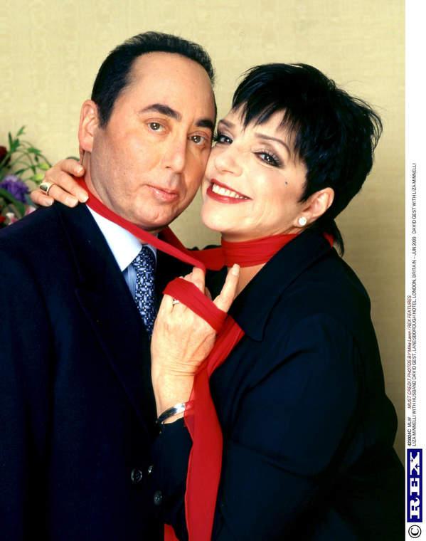 Liza Minnelli, David Gest