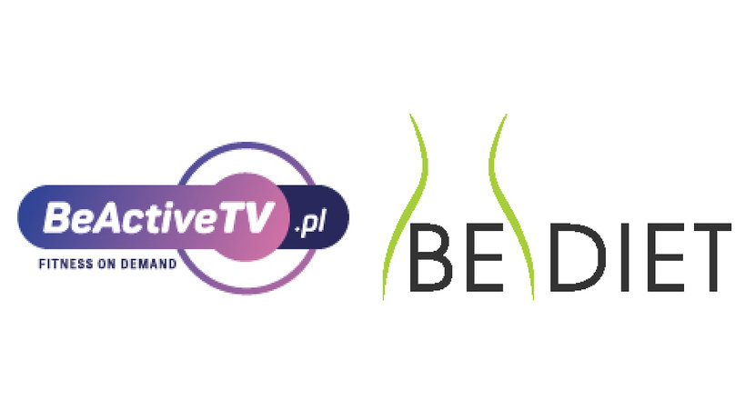logo BeActiveTV, logo BeDiet