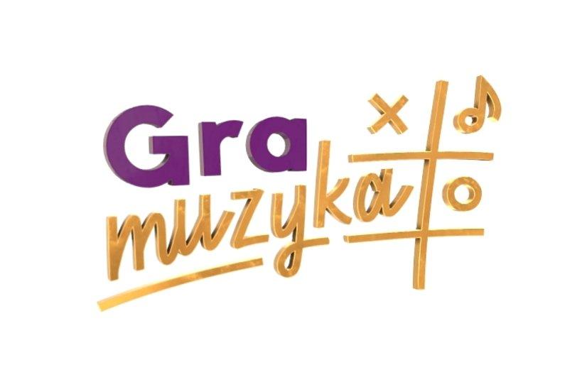 Logo programu Gra muzyka