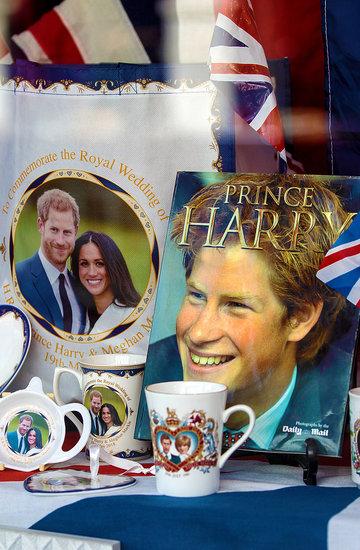 Londyn przed królewskim ślubem, ślub Meghan Markle i księcia Harry'ego