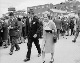 Lord Harry Porchester, królowa Elżbieta II