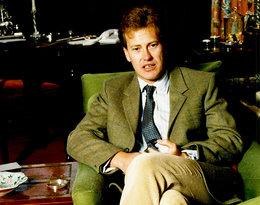 Kuzyn królowej Elżbiety II jest gejem. Lord Ivar Mountbatten jest już po ślubie!