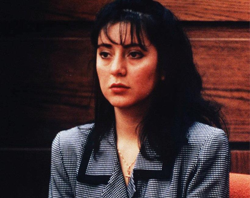 Lorena Bobbitt na sali sądowej