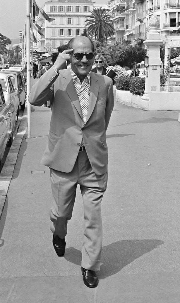 Luis Bunuel w Cannes