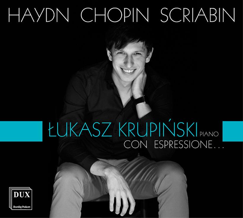 Łukasz Krupiński, pianista