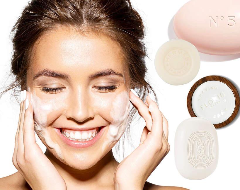 luksusowe mydła perfumowane