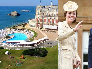 Luksusowe wakacje księżnej Kate i księcia Williama