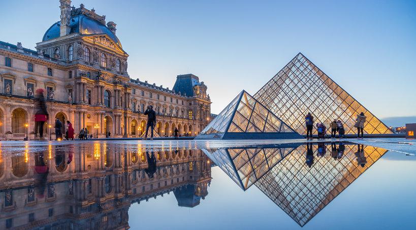 Luwr Paris 2019