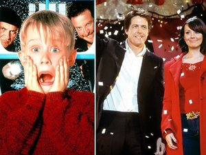 Macaulay Culkin, Hugh Grant, Martine McCutcheon, Chevy Chase