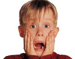 Macaulay Culkin w filmie Kevin sam w domu