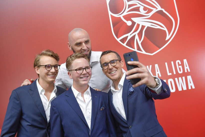 Maciej Kurzajewski z synami, Franciszek Kurzajewski, Julian Kurzajewski
