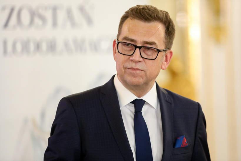 Maciej Orłoś stracił dziecko