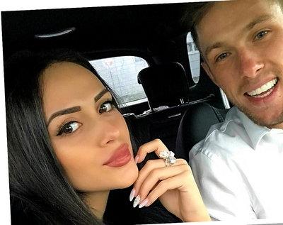 Maciej Rybus z narzeczoną, kim jest tajemnicza Rosjanka?