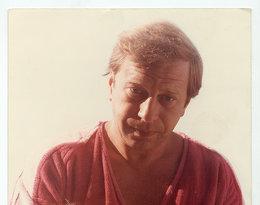 Maciej Stuhr, archiwalen zdjecia Macieja Stuhra z książki Stuhrmówka. A imię jego czterdzieści i cztery