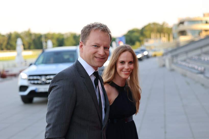 Maciej Stuhr, Katarzyna Błażejewska-Stuhr, 2021