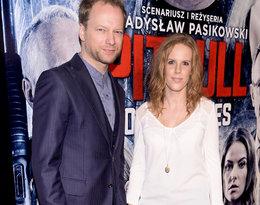 Maciej Stuhr z żoną konsekwentnie chronią swoją prywatność. Czasem uchylają rąbka tajemnicy