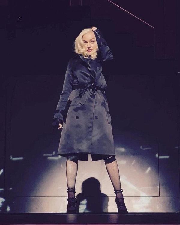 Madonna, botoks, operacje plastyczne 2019