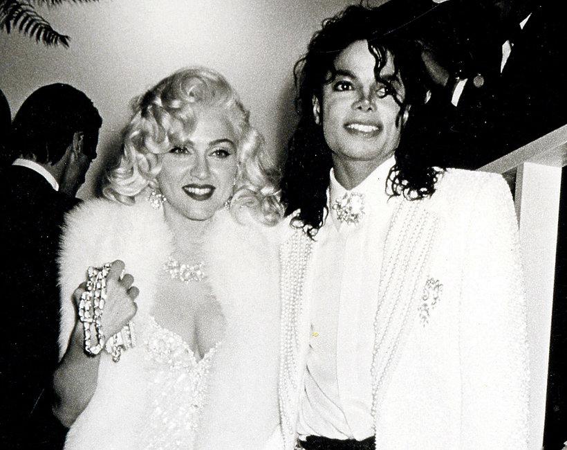 Madonna i Michael Jackson