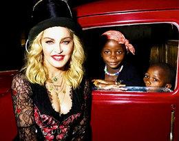 Madonna na rodzinnym portrecie z dziećmi!