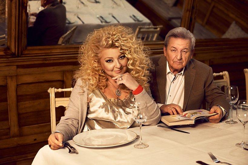 Magda Gessler i Mirosław Ikonowicz, Viva! marzec 2015