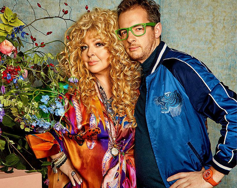 Magda Gessler i Tadeusz Müller