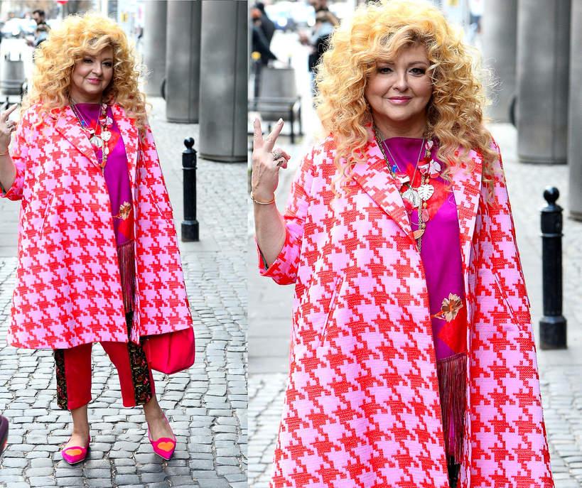 Magda Gessler, stylizacja 2020