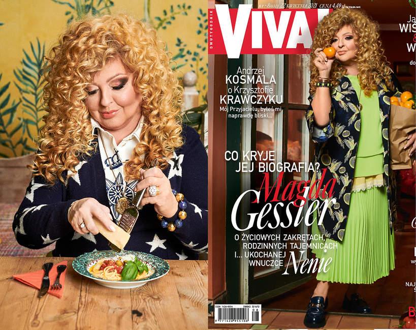 Magda Gessler, VIVA! 8/2021